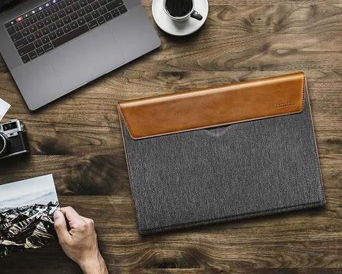 obal na MacBook Pro 16 palců tomtoc premium